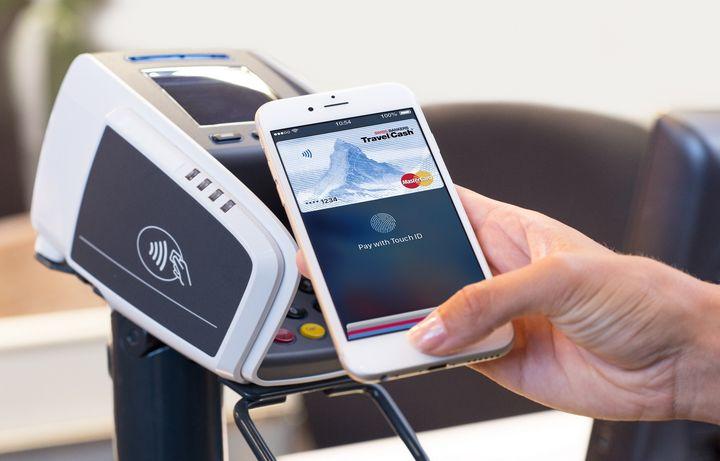 Оплата NFC-чипом за проезд