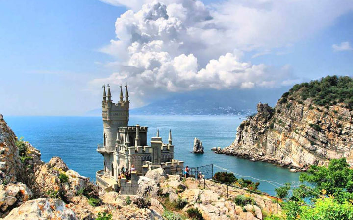 Что посмотреть в 2020 году, отдыхая в Крыму